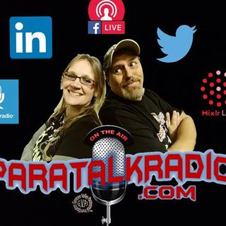 Paratalkradio Welcomes DCC Horror Clown Mungy and Amy Perry Lane from Para- Exp