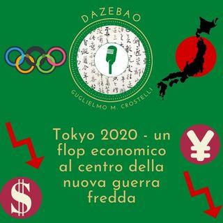 Tokyo 2020, un flop economico al centro della nuova guerra fredda