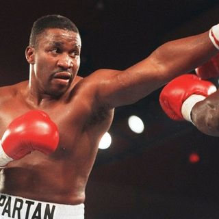 """Old Time Boxing Show: A look at the career of """"Terrible"""" Tim Witherspoon"""