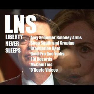 Liberty Never Sleeps 10/18/16 Show