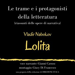 Un libro in cinque minuti  - 4. Vladimir Nabokov, Lolita