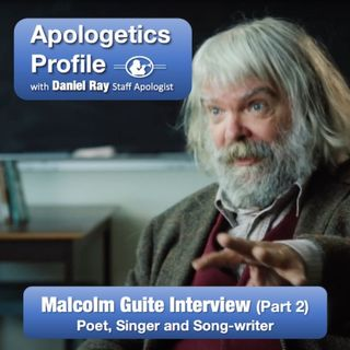 "22 Malcolm Guite Interview Part 2: COVID-19 and ""The Rime of the Ancient Mariner"""