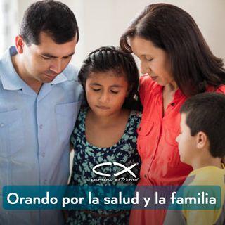 Oración 13 de marzo (Orando por la salud y la familia)