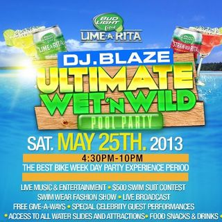 DJ Blaze 2013 Memorial Day Mix