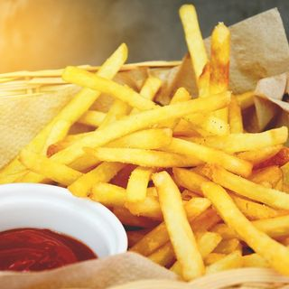 The Only French Thing That Wayne Likes Is French Fries!