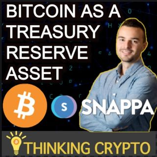 Interview: Bitcoin As A Treasury Reserve Asset - Snappa CEO & Co-Founder Christopher Gimmer