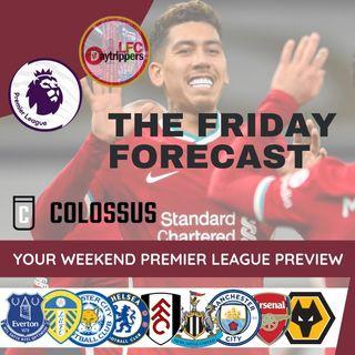 London Calling  |  Friday Forecast