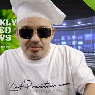 Weekly Weed News 2.0 W/ Kief Preston - Episode 44 - January 13th 2018