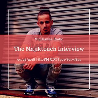 The Majiktouch Interview.
