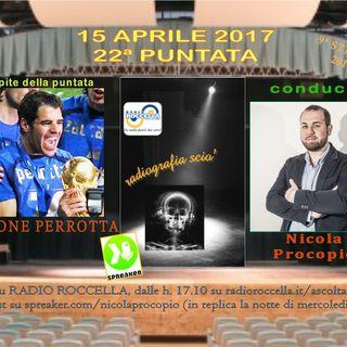 Radiografia Scio' - N.22 del 15-04-2017