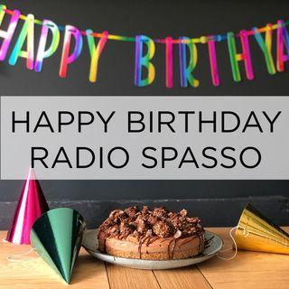 Happy Birthday Radio Spasso