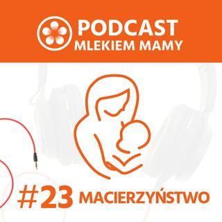 Podcast Mlekiem Mamy #23 - Jak pomóc płaczącemu dziecku?