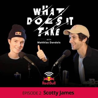 Scotty James - Professional Snowboarder, Episode 2