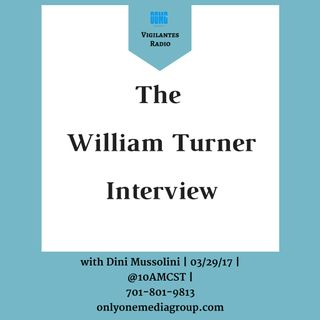 The William Turner Interview.