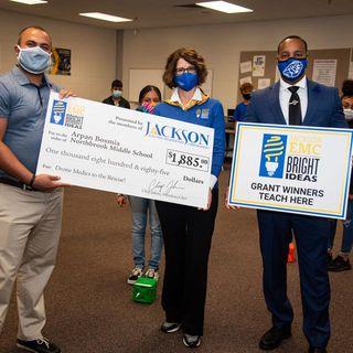 15 Middle School Teachers In Gwinnett Get Some Love From Jackson EMC