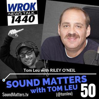 050: Tom Leu with Riley O'Neil