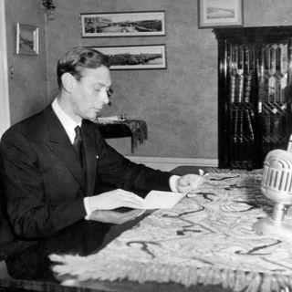 George VI., britischer König (Geburtstag 14.12.1895)