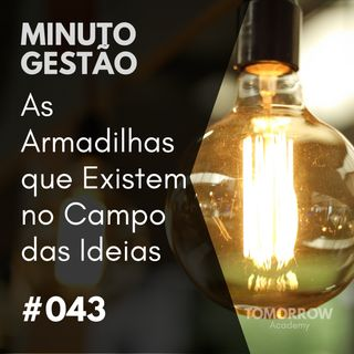 #043 - As Armadilhas que Existem no Campo das Ideias
