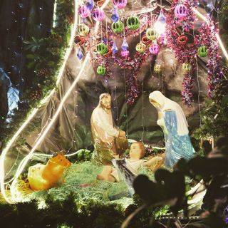 Our Lord And Savior Jesus Christ Is Born