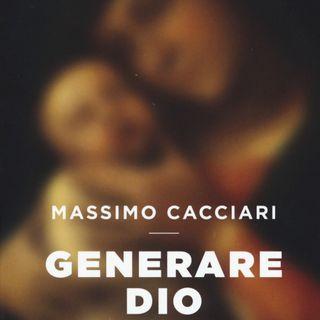 """Massimo Cacciari """"Generare Dio"""""""