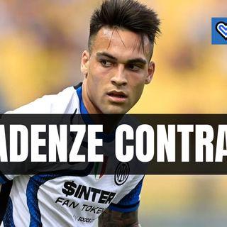 La scadenza dei contratti di tutti i giocatori dell'Inter