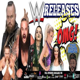 WWE Releases Braun Strowman, Aliester Black, Lana and More! WWE Sale? The RCWR Show 6/2/2021
