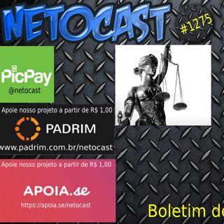 NETOCAST 1275 DE 29/03/2020 - BOLETIM DE DIREITO