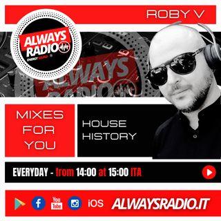 Roby V - Mixes 4 You EP10