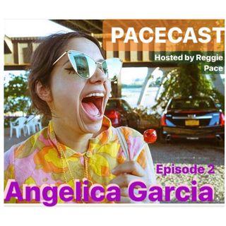 The Hustle Season Presents: Pacecast Ep 2 Angelica Garcia