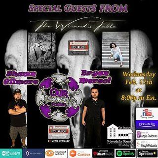 Our Paranormal Podcast W/ Ken Allen & Mistress Bee!!