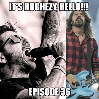 Ep 36: Riki Rachtman & Foo Fighters