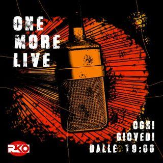 ONE MORE LIVE: Bob Cillo Live Concert - 26/03/2020