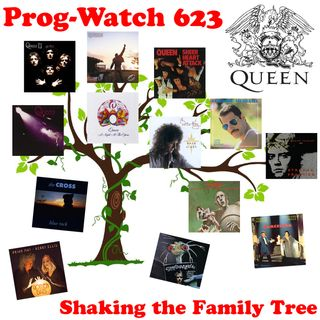 Epsode 623 - Shaking the Family Tree of Queen
