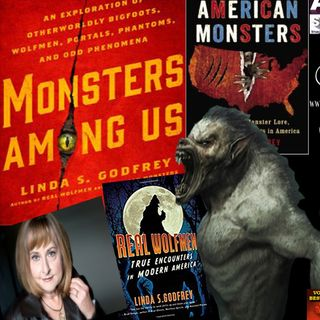 Werewolf Hunter Linda Godfrey and the Dogman...