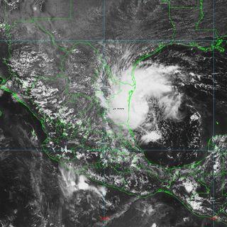 Fernand afectará a Tamaulipas, Veracruz y Nuevo León