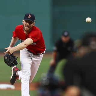 Red Sox Ace Chris Sale Not Alarmed By Rare Trip To Disabled List