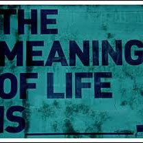 Focus on... The Meaning Of Life