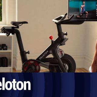 Peloton's Treadmill: Explaining the Reactions