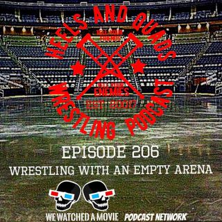 Wrestling with an Empty Arena