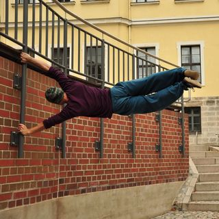Parkour Life - Interview with Professional Free Runner Shae Perkins