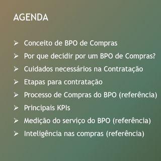 Melhores práticas em BPO de Compras com Leonardo Teixeira