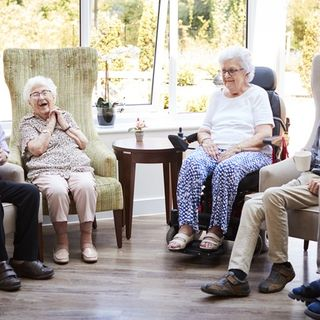 Health Care Services for Older People -  Killeline Nursing Home