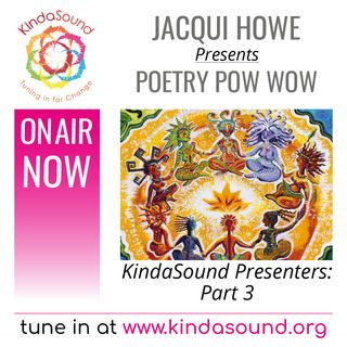 Punk – Protest – Poetry | Poetry Pow-Wow with Jacqui Howe