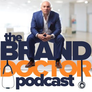 The Art Of Conversation with Jonathan Parker Ep 162 - Brand Doctor Podcast– Henry Kaminski Jr