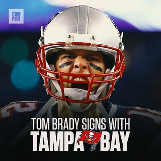 #TomBrady Signs With The #TampaBayBucs #InstantContender #Rant