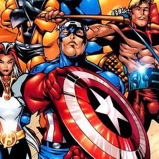 Source Material #219: Avengers Forever (Marvel 1998)