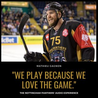 We play because we love the game | Mathieu Gagnon