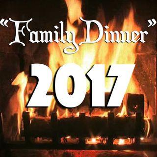 Family Dinner 2017