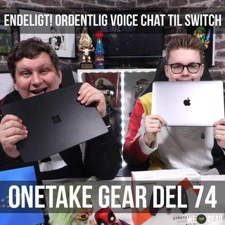 OneTake Gear - del 74