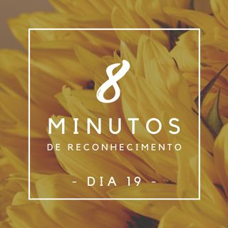 8 Minutos de Reconexão - Dia 19